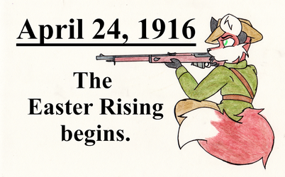 This Day in History: April 24, 1916