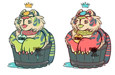 - King Tigers -