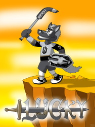AHL MAX: Lucky - Henderson Silver Knights