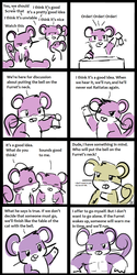 HPF Comic 9: Belling the Furret - by htfcuddles