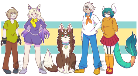 [Collab] Lunar Squad? The Admin Gang? Uh...