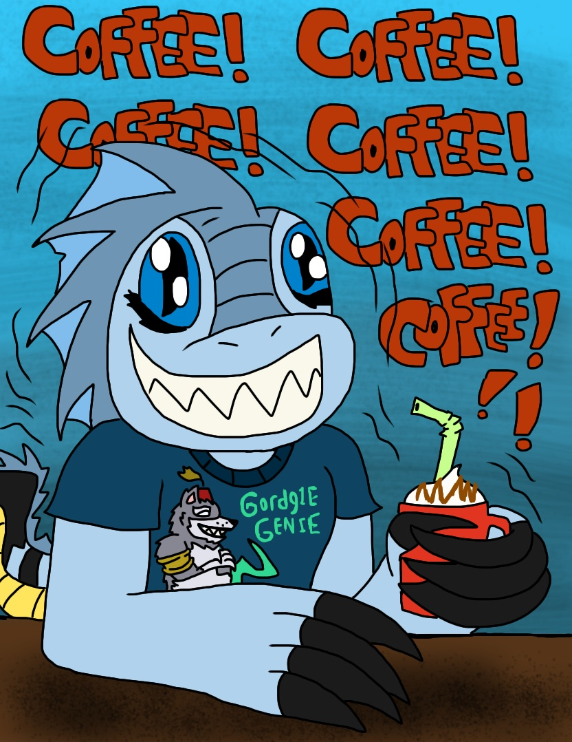 My special Coffee (Sugar Rush)
