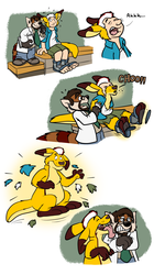 The Kangaroo Flu
