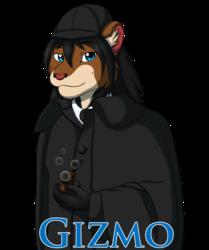 [F] Gizmo's 2016 Megaplex Badge