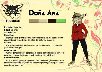 Doña Ana Refsheet