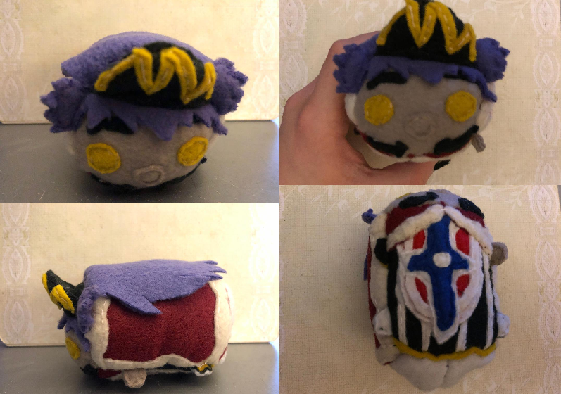 Pokemon Sword and Shield Leon Stacking Plush For Sale