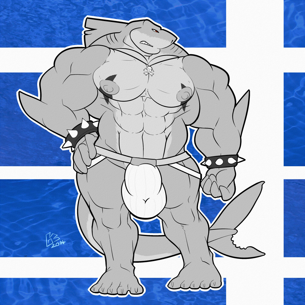 Mark Shark 2014 (Jocks)