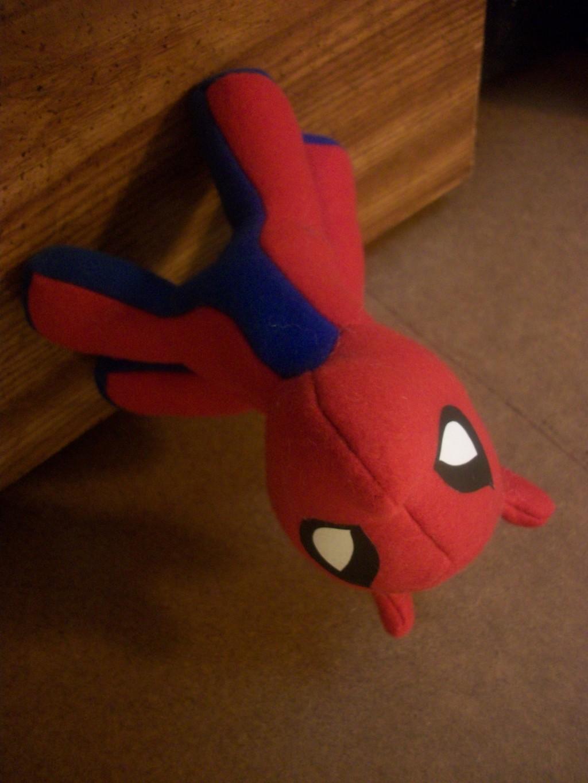 Spiderman Pony plush