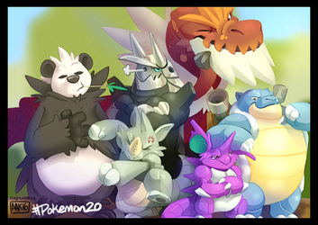 #Pokemon20