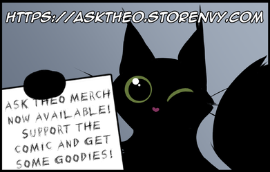 Ask Theo Shop!