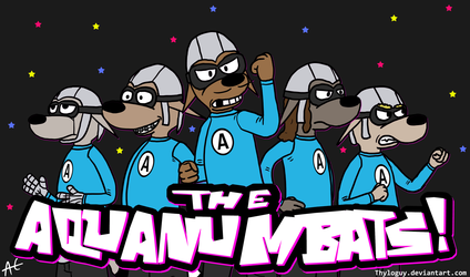 The Aquanumbats!