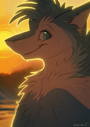 Sergal Sunset