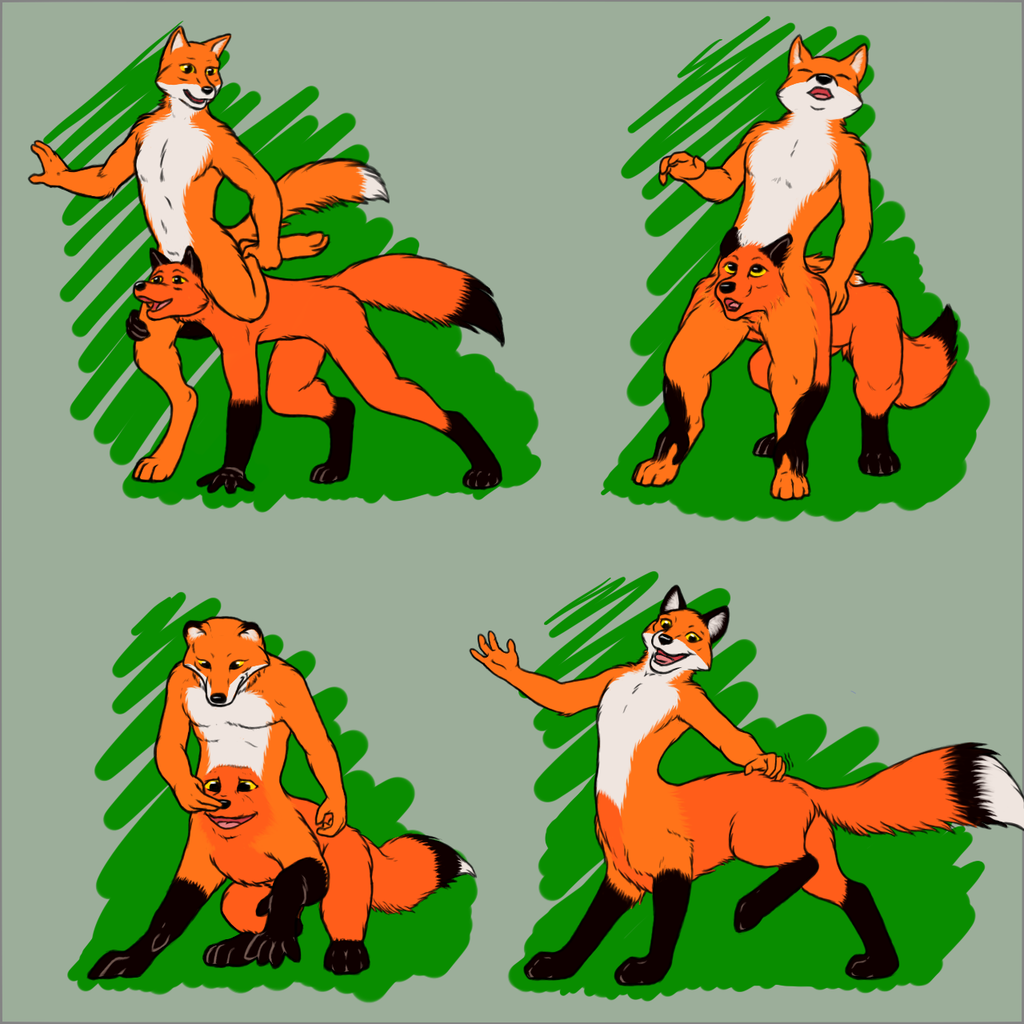 How to make a foxtaur