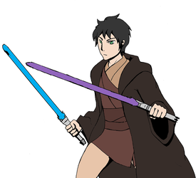Kaleb Lightfire, Jedi Master of the New Republic