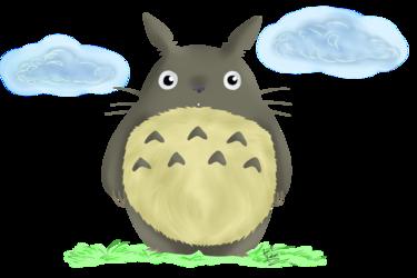 Totoro for Asia