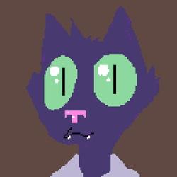 Pixel Art : Cat
