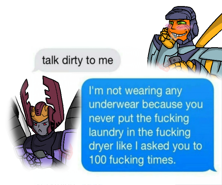 TF:Ar - Dirty talking