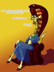 The Giraffe Queen