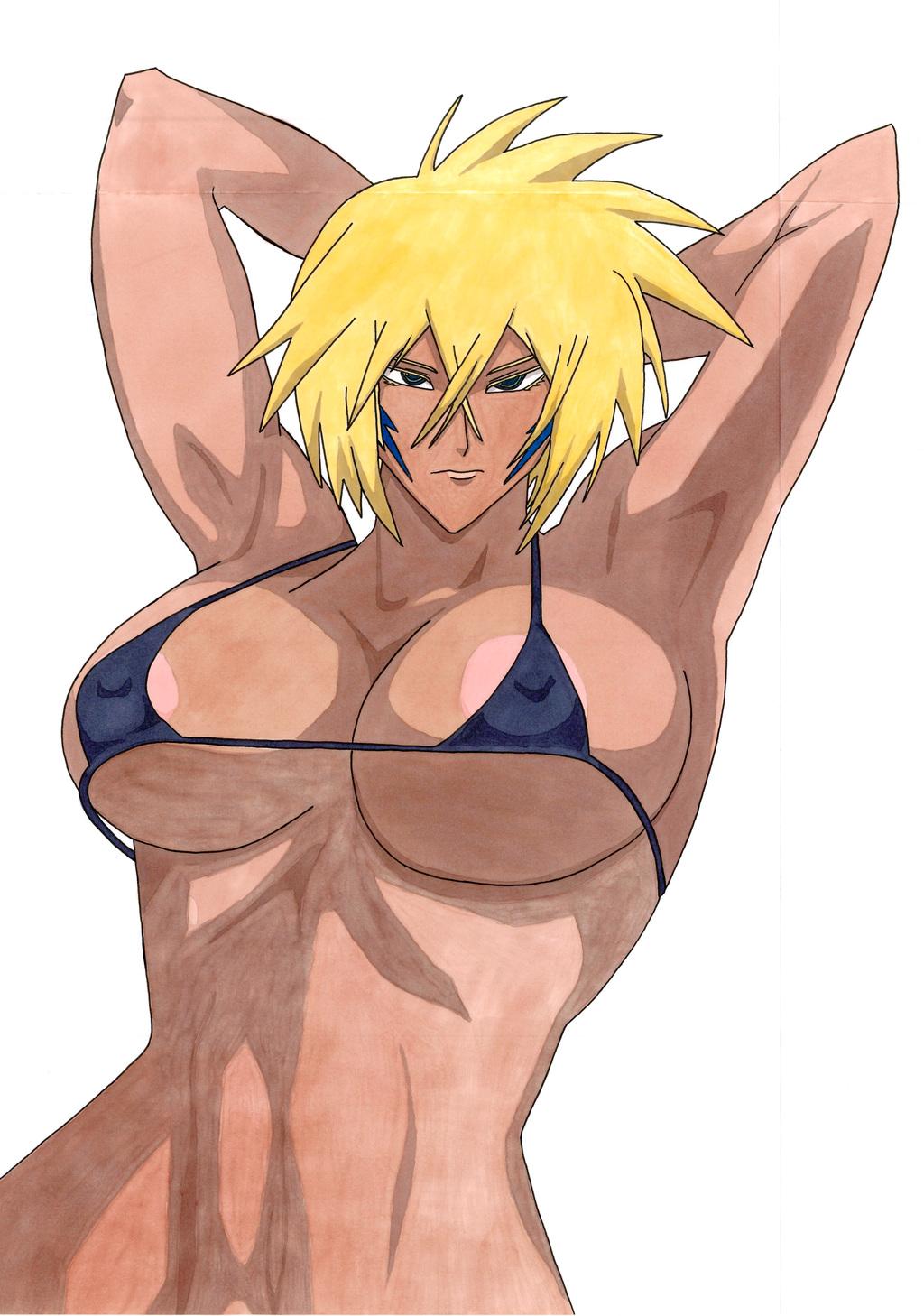 Most recent image: Bikini Harribel