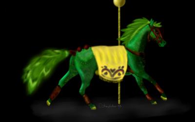 Exotic Jade Stallion