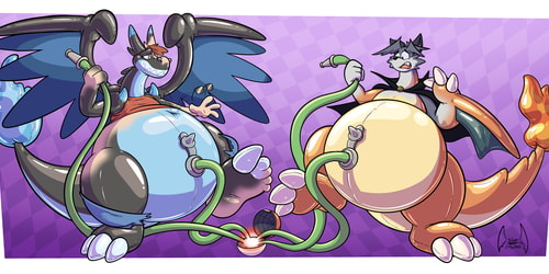 Squeaky Zards by Silver