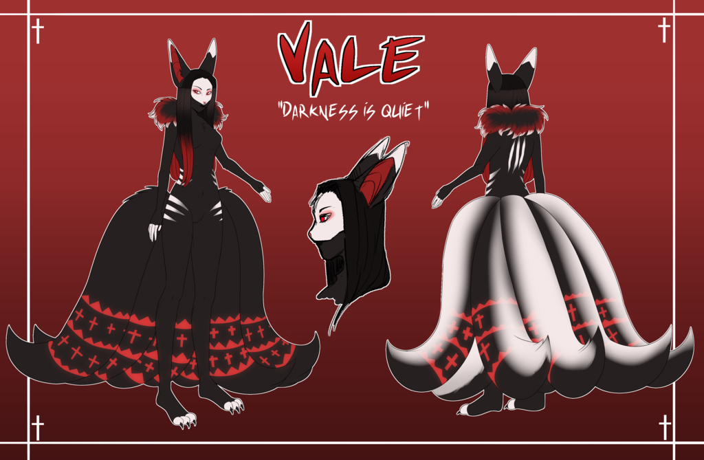Most recent image: Vale Reference Sheet Commission