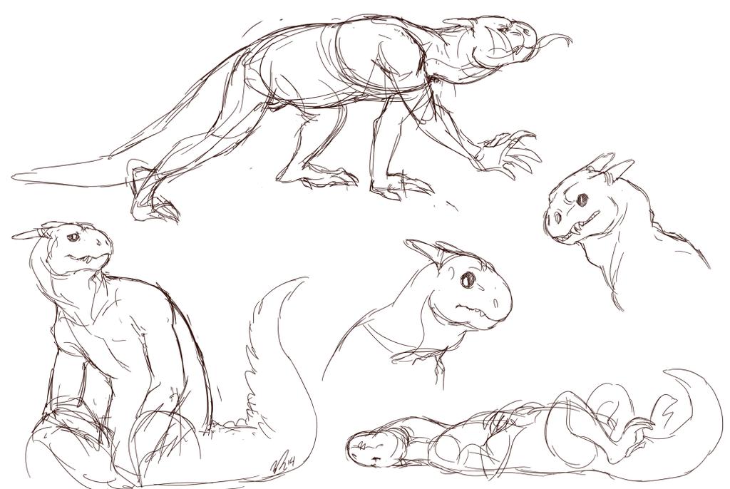 Lizard Noises
