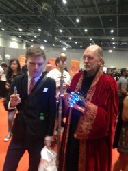 So Rassilon we meet again, at last.