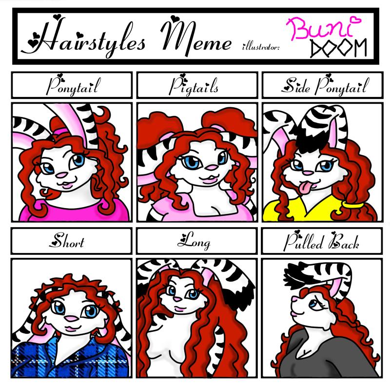 Hairstyle Meme