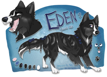 Commission: Eden Reference