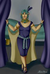 Flapper Queen