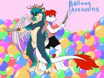 BALLOON ASSASSINS!