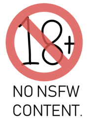 NO NSFW Allowed
