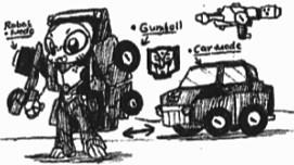 Autobot-Gumball