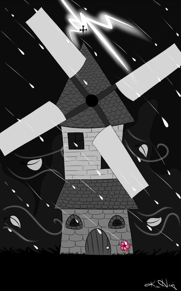 Artober '20 - #12 Wind