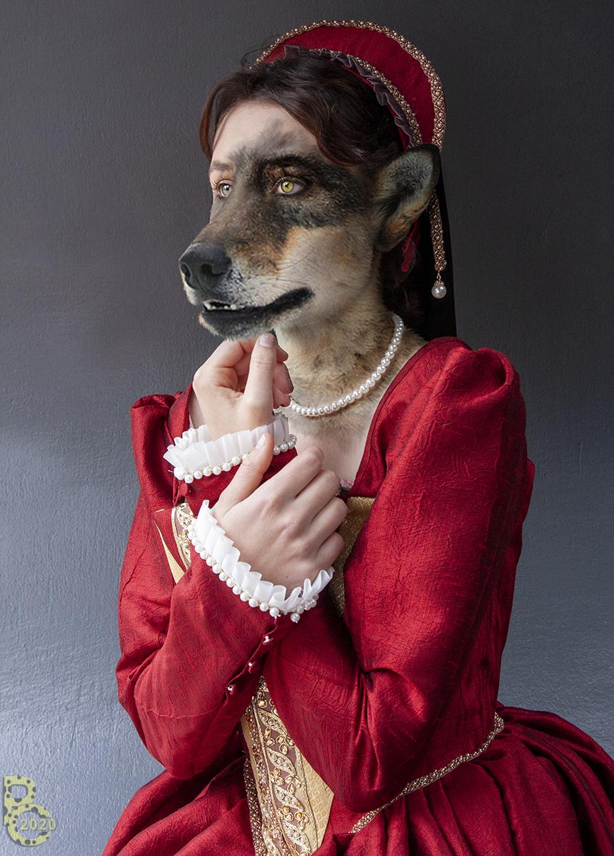 Tudor Werewolf