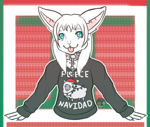 Holiday Sweater Bunell