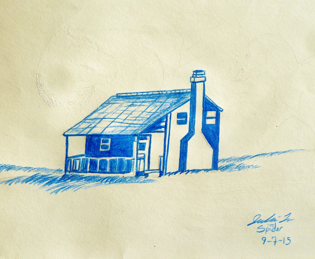 Little Farmhouse--minimalism