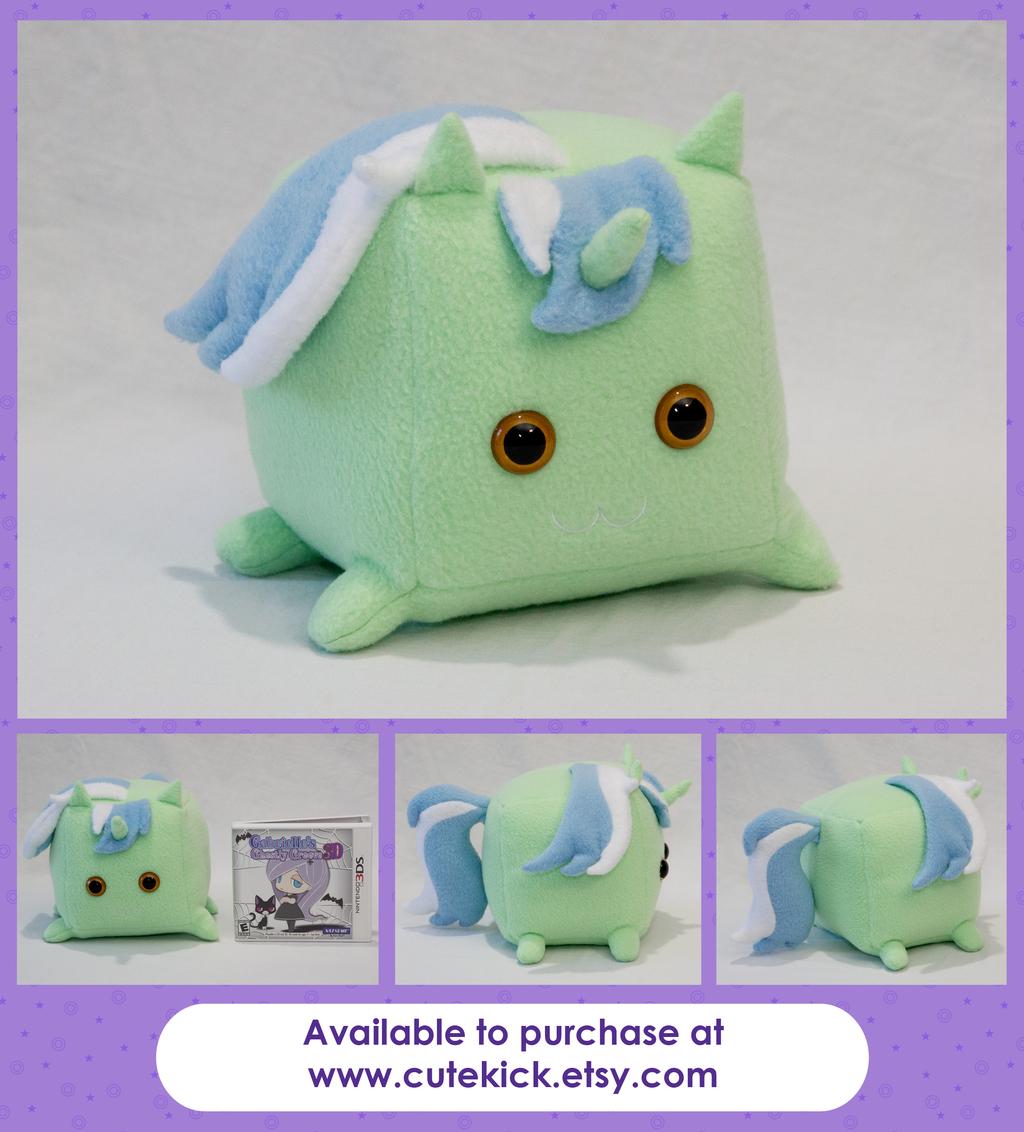Lyra Heartstrings Pony Cube