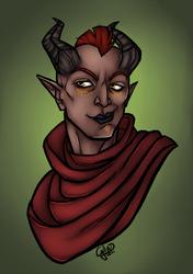 Inquisitor Ashryn Adaar