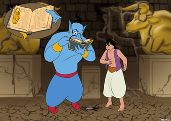The Sacred Cow Idol of Agrabah #7