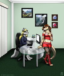 Lucy's Office