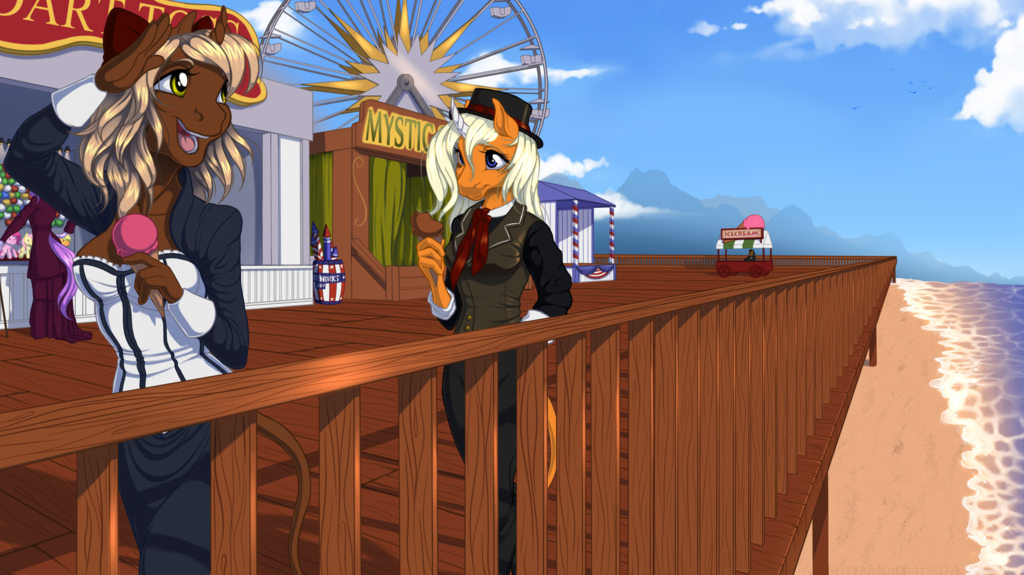 Most recent image: Seaside Carnival ~ by KittehKatBar