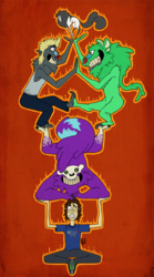 Totem of the Idiots