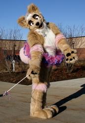 Furry Princess Barbie