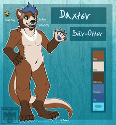 Daxter Reference Sheet
