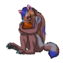 Alayna Caitrin Sparks - Pumpkin Hugs