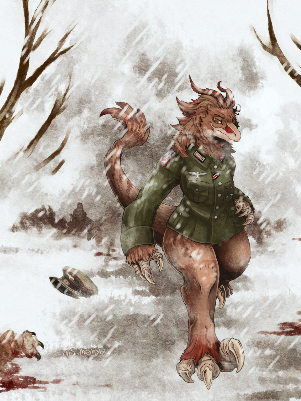 [c] Through the Snow