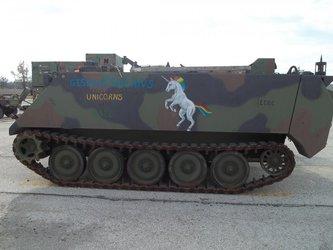 GISHWHES 2012 - Military Vehicle