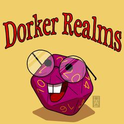 Dorker Realms - New Logo: